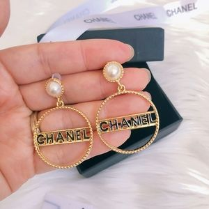 Sale Professional VIP Gift Gold Earrings